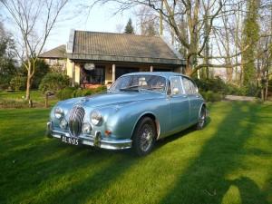 Jaguar links voor 1